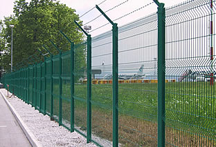 Welded Wire Fence Anping County Xinqinye Wire Mesh Fence